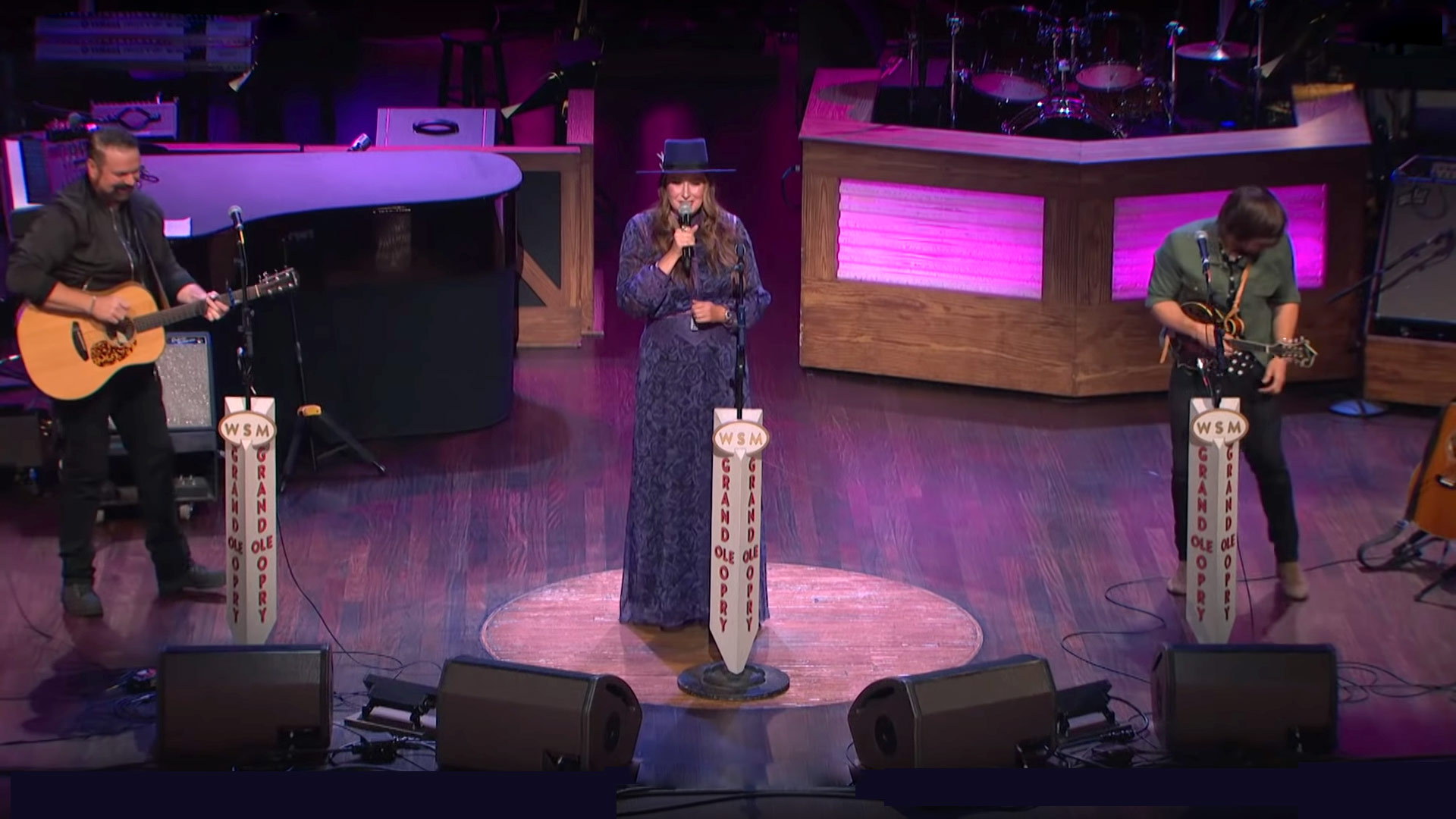 hilary williams grand ole opry debut
